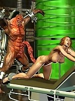 Monster 3D porno pictures gallery